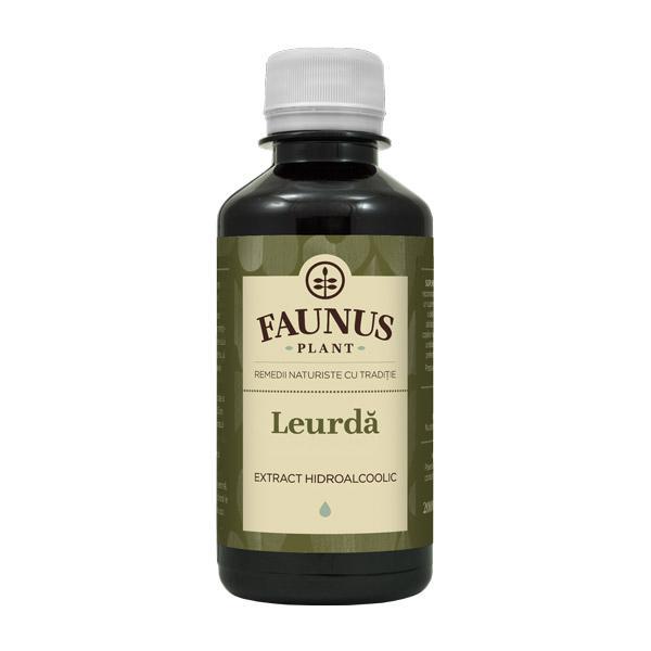Tinctura Leurda 200 ml Faunus Plant 0