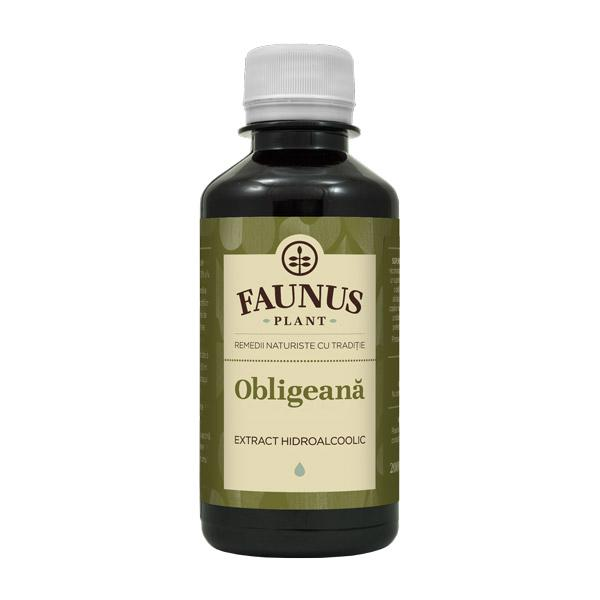 Tinctura Obligeana 200 ml Faunus Plant [0]