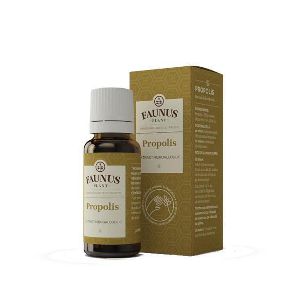 Tinctura Propolis 30% 20 ml Faunus Plant [0]