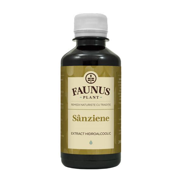 Tinctura Sanziene 200 ml Faunus Plant [0]
