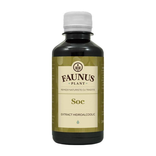 Tinctura Soc 200 ml Faunus Plant 0