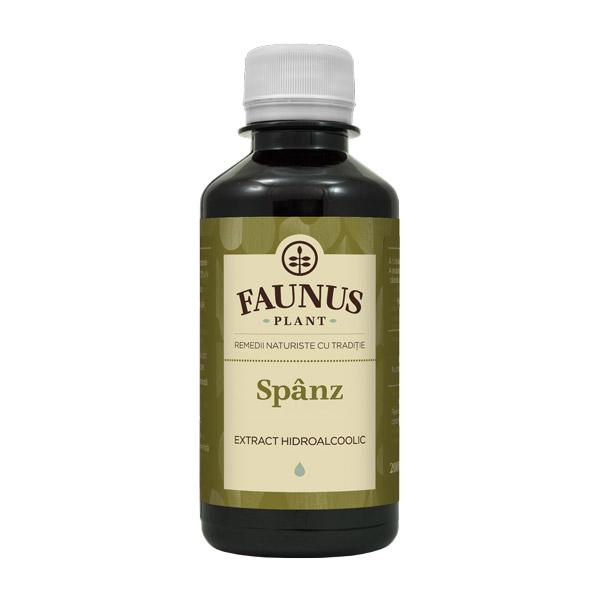 Tinctura Spanz 200 ml Faunus Plant 0