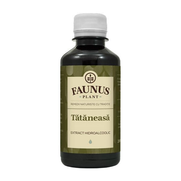Tinctura Tataneasa 200 ml Faunus Plant 0