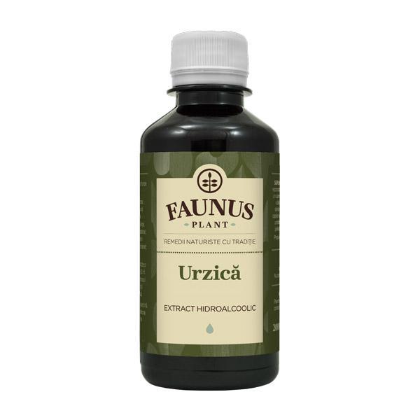 Tinctura Urzica 200 ml Faunus Plant 0