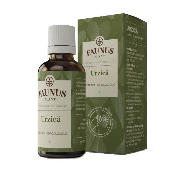 Tinctura Urzica 50 ml Faunus Plant 0