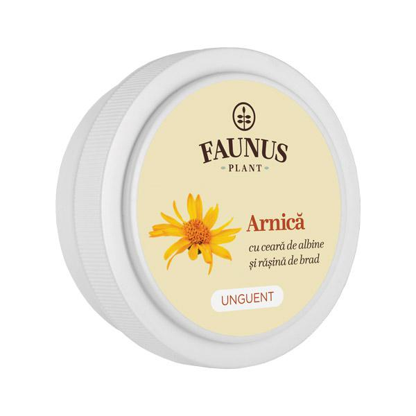 Unguent Arnica 20 ml Faunus Plant 0