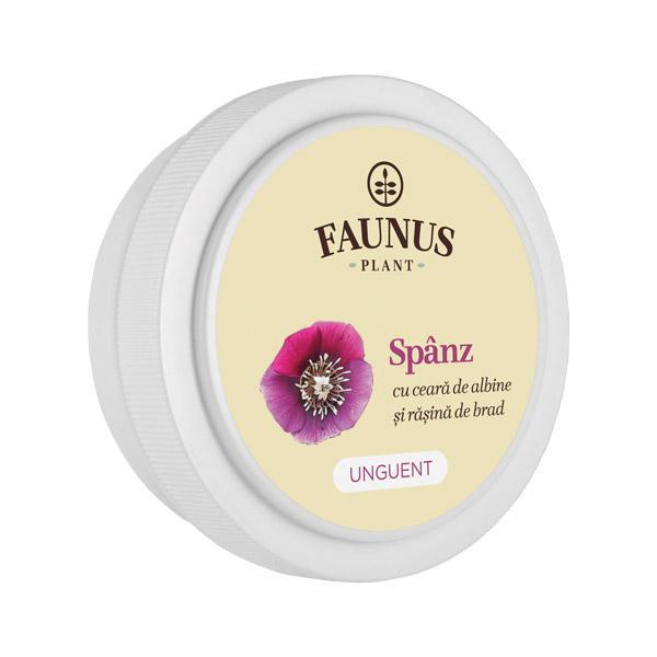 Unguent Spanz 20 ml Faunus Plant [0]