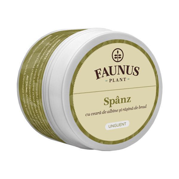 Unguent Spanz 50 ml Faunus Plant 0