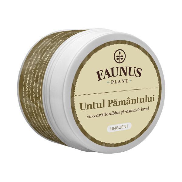 Unguent Untul Pamantului 50 ml Faunus Plant 0
