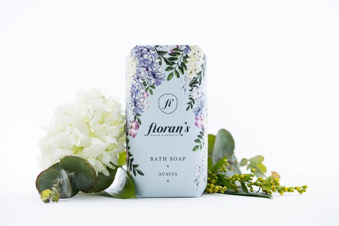 Sapun Acacia (Salcam) - Parfumul primăverii x 200 g Florans 0