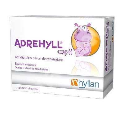 Hyllan Adrehyll copii x 10 pl - Hyllan Pharma 0