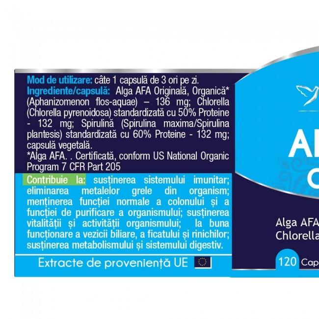 Afa Stem Complex 60 cps Herbagetica 1