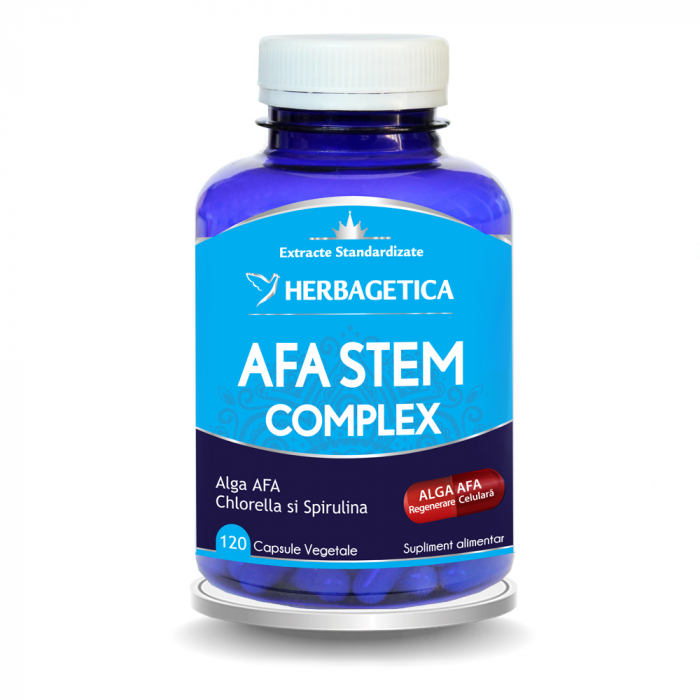 Afa Stem Complex 120 cps Herbagetica [0]