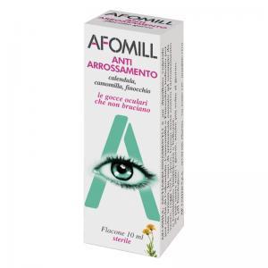 Afomill Decongestionant Ochi Iritati - Cutie Verde 10 ml Co&Co Consumer [0]