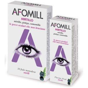 Afomill Fortifiant Ochi Obositi - Cutie Mov 10 ml Co&Co Consumer 0
