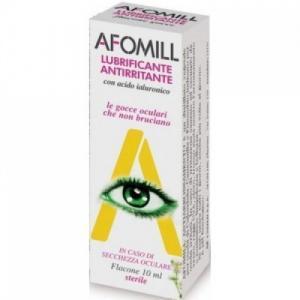 Afomill Umectant Lubrifiant - Cutie Galbena 10 ml Co&Co Consumer 0