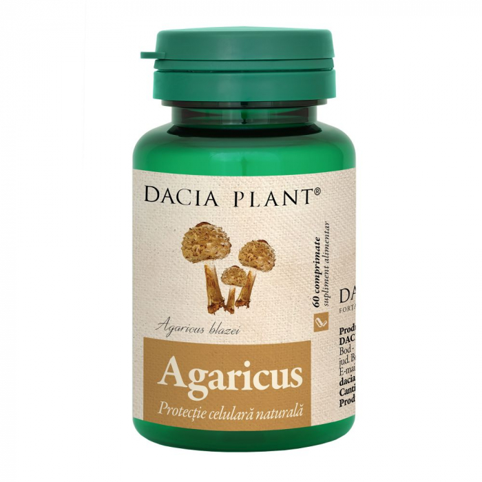 Agaricus 60 cpr Dacia Plant 0
