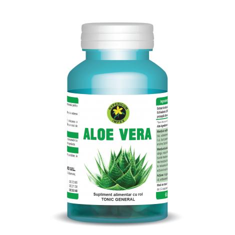 Aloe Vera 60 cps Hypericum Plant 0