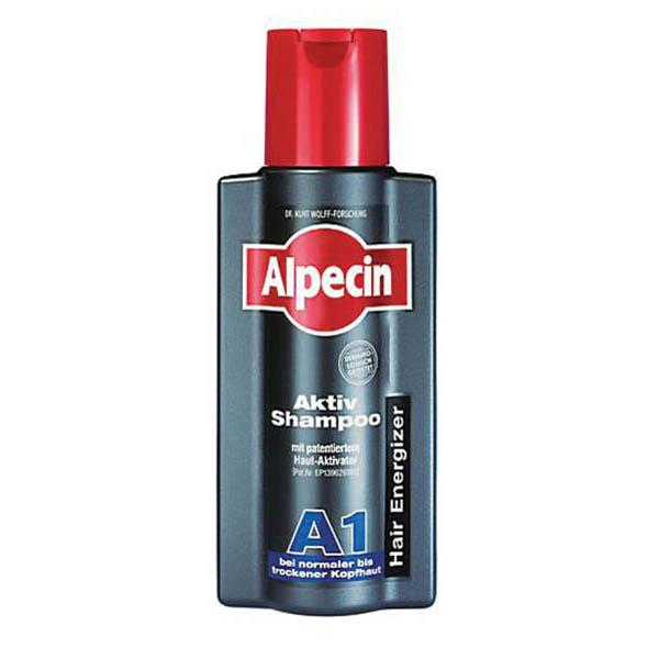 Alpecin Sampon Activ Pentru Scalp Normal Sau Uscat A1 250 ml Doppelherz 0