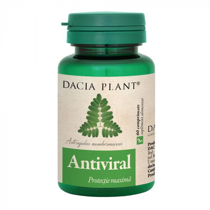Antiviral 60 cpr Dacia Plant 0