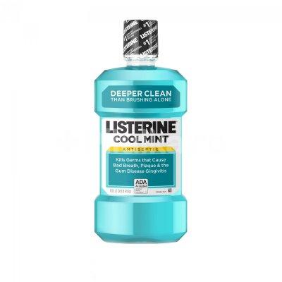 Apă de gură Listerine Cool Mint 500 ml Johnson&Johnson 0