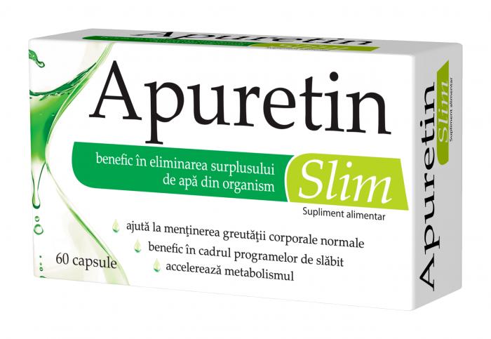 Apuretin Slim 60 cps Zdrovit 0