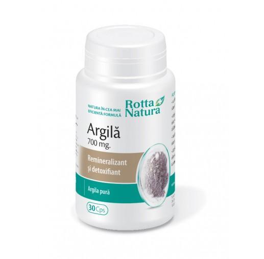 Argila 700 Mg 30 cps Rotta Natura 0