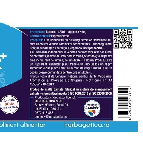 Articular Stem 120 cps Herbagetica 1
