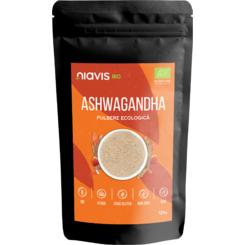 Ashwagandha Pulbere Ecologica 125 g Niavis 0