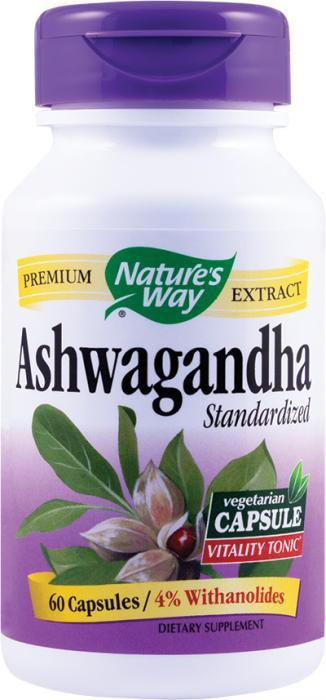Ashwagandha SE 500 mg x60 cps Secom 0