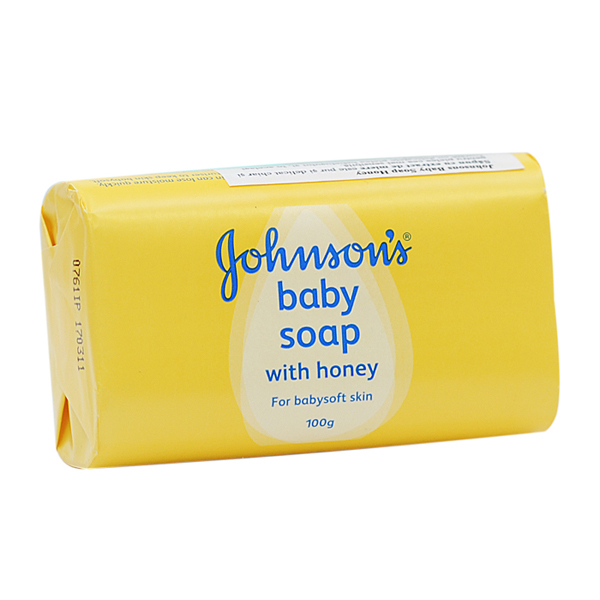 Johnson's Baby sapun cu extract de miere, 100g Johnson's Baby 0