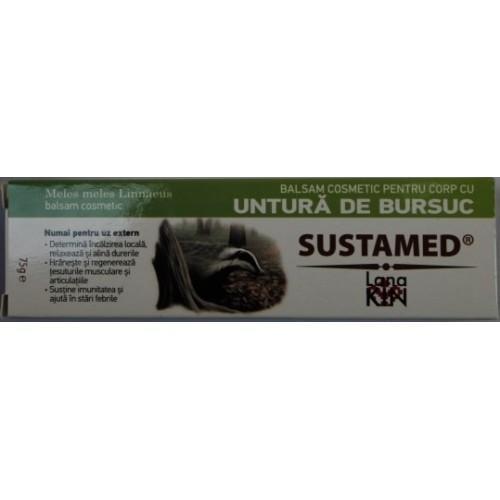 Balsam Untura de Bursuc 75 g Sustamed 0