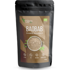 Baobab Pulbere Ecologica 125 g Niavis 0