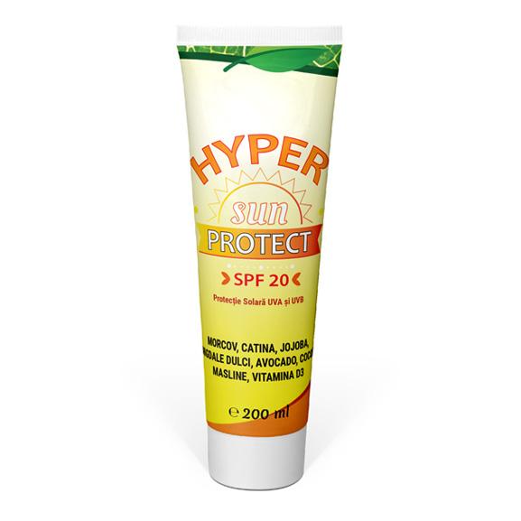 Crema Hyper Sun Protect SPF 20 200ml Hypericum Plant 0
