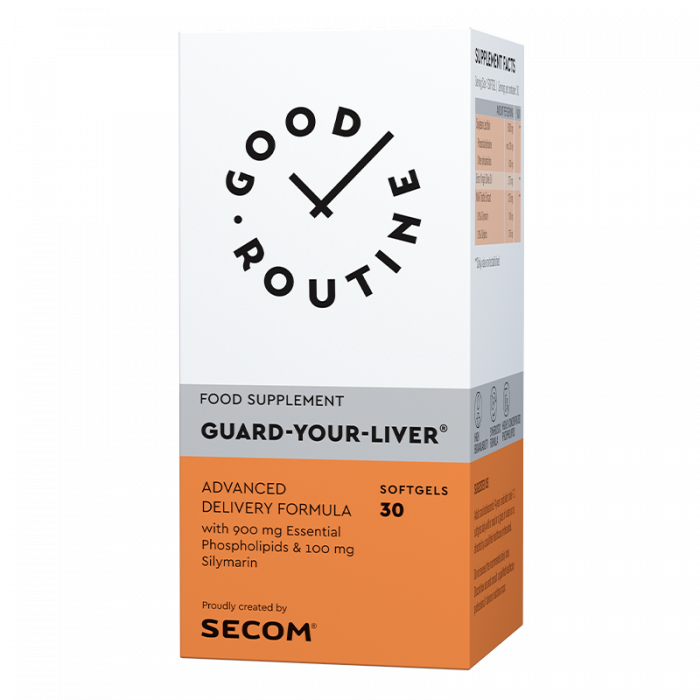 Guard Your Liver 30 cps Good Routine Secom 0