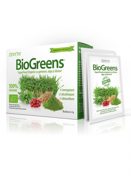 BioGreens 28 pl Zenyth 0