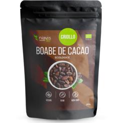 Boabe De Cacao Intregi Ecologice 250 g Niavis 0