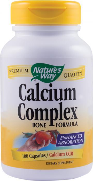 Calcium Complex Bone Formula x100 cps Secom [0]