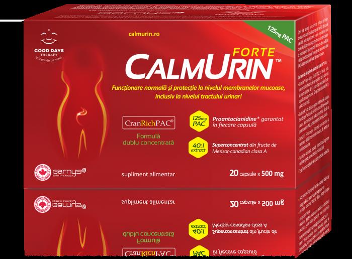 Calmurin Forte 20 cps Good Days 0