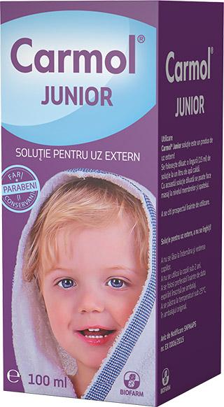 Carmol junior 100 ml - Biofarm [0]