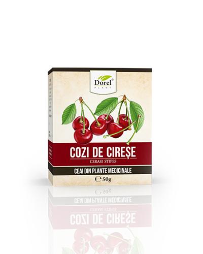 Ceai Cozi Cirese 50 g Dorel Plant [1]