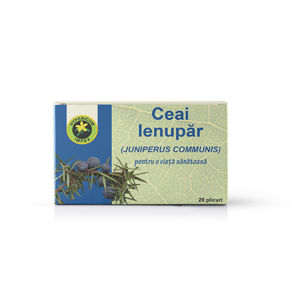 Ceai de Ienupar Doze 20pl Hypericum Plant 0