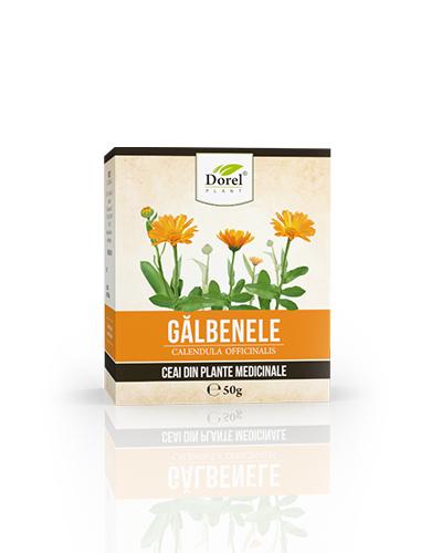 Ceai Galbenele 50 g Dorel Plant [1]