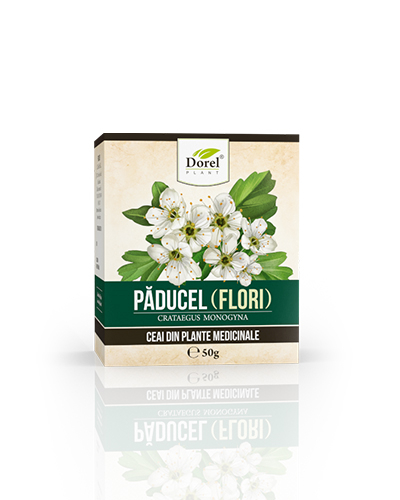 Ceai Paducel Flori 50 g Dorel Plant [0]