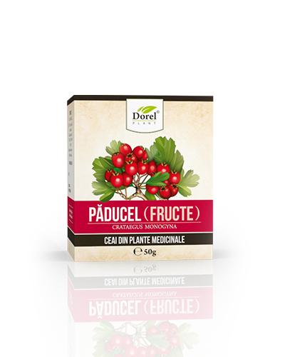Ceai Paducel Fructe 50 g Dorel Plant [0]