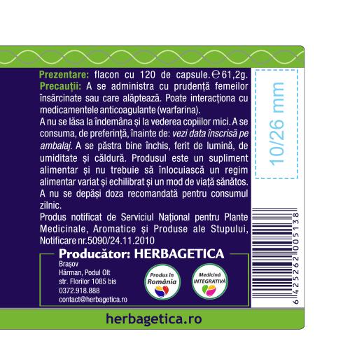 Chlorella 60 cps Herbagetica [2]