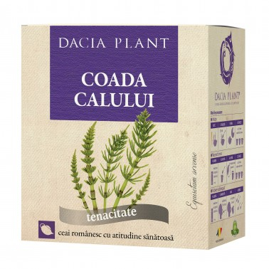 Coada Calului Ceai  x 50g Dacia Plant [0]