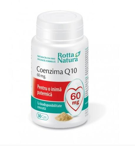 Coenzima Q10 60 Mg 30 cps Rotta Natura [0]