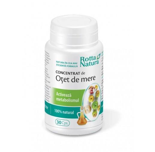 Concentrat Otet De Mere 30 cps Rotta Natura [0]