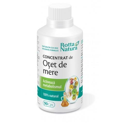 Concentrat Otet De Mere 90 cps Rotta Natura 0